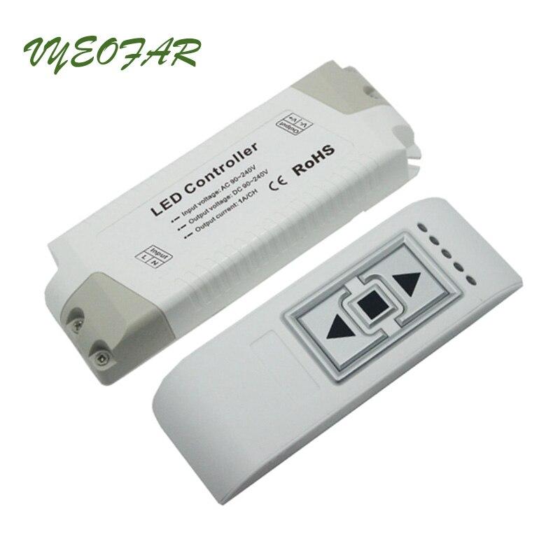 Hi Voltage Lamp : New high voltage led dimmer v wireless rf remote
