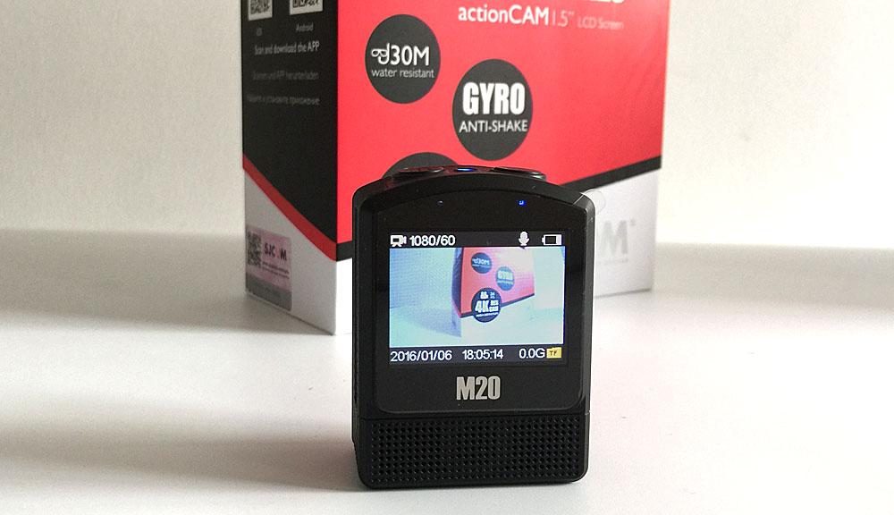 SJCAM M20 (2)