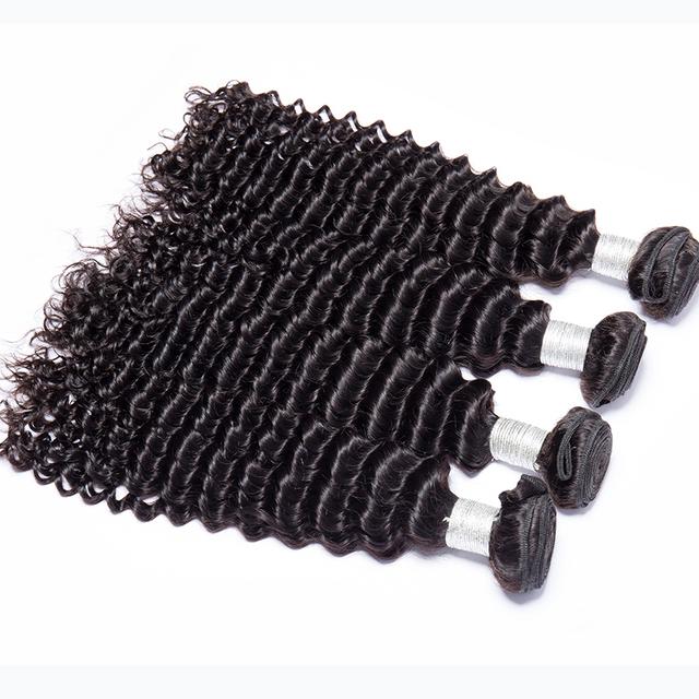 Malaysian Curly Hair Bundles