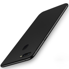 Soft Case OPPO A5S Case OPPO A5S Case Cover Full Protection Soft Silicone Back Case For OPPO Realme XT X2 Black Cover Coque