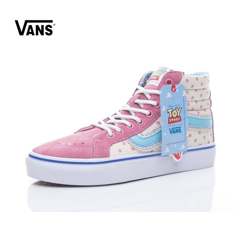 Vans Toy Story SK8 Hi Chica