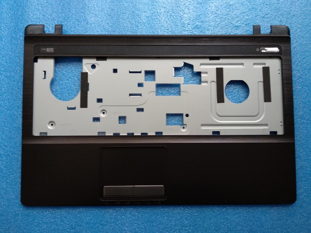 New Palmrest Upper Case Bezel Top Case touchpad cover for Asus K53 K53T K53U X53U X53B K53B A53U X53Z C Cover AP0K3000200