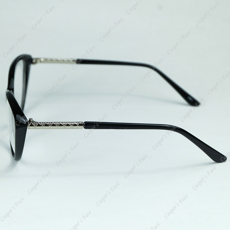 b323d3c7e7 New Design Classic Style Succinct Curve Shape Frame Optical Glasses ...