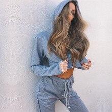Spring trendy Sport Suit Women girl Slim fit Running Tracksuits Hooded Sweatshirts+Pants Female Outfits Streetwear