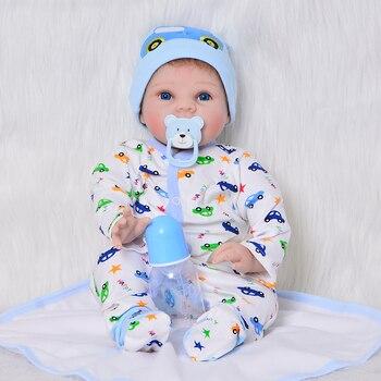 Кукла-младенец KEIUMI KUM22CB02-M06 2