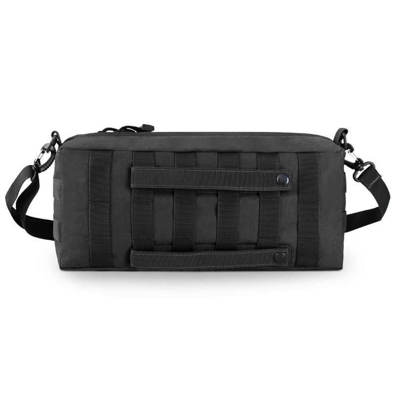 Wielofunkcyjny taktyczny pokrowiec molle plecak o dużej pojemności przyrost etui krótkie wycieczki torba składana przenośna torba na ramię