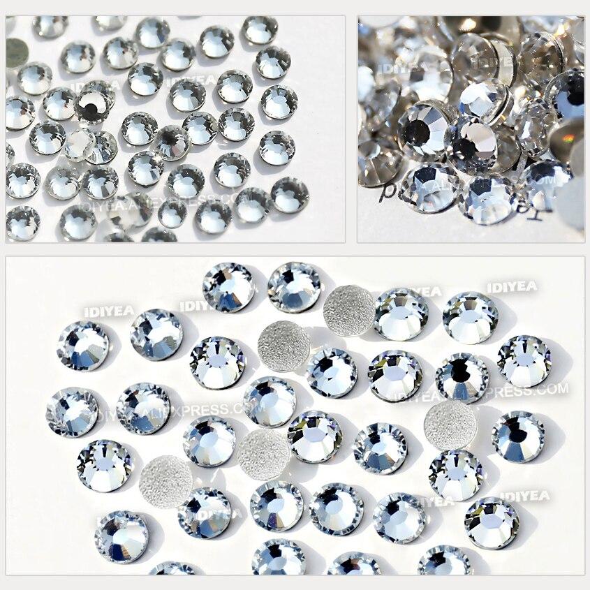 Prozirne mješavine SS3-SS10 SS4-SS30 kristali za ukrašavanje - Umjetnost, obrt i šivanje - Foto 2