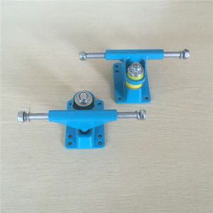 Image 5 - FISHBOARD Parts 3.25 inch peny board Trucks made by Aluminum with many color and good quality Trucks De Skate
