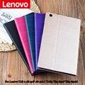 Защитная Оболочка/Кожи защитный Кожаный Case Для Lenovo TAB 2 A8 A8-50 A8-50F A8-50LC 8 ''Tablet PC TB3-850F TB3-850M