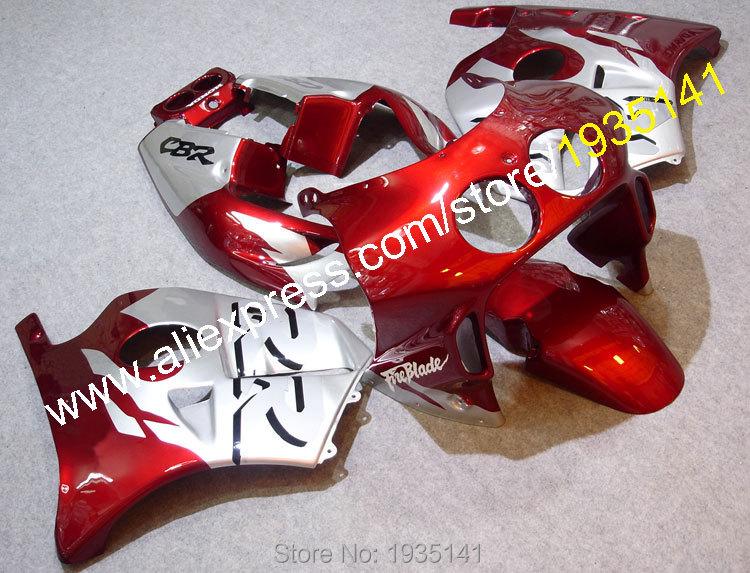 hot sales repsol body fairings for honda nsr250r mc28 94 95 96 nsr250r mc 28 1994 1995 1996 abs fairing injection molding Hot Sales,For Honda CBR250RR 1990-1994 MC22 CBR 250 RR 90-94 Red Silver Bodyworks ABS Motorcycle Fairing (Injection molding)
