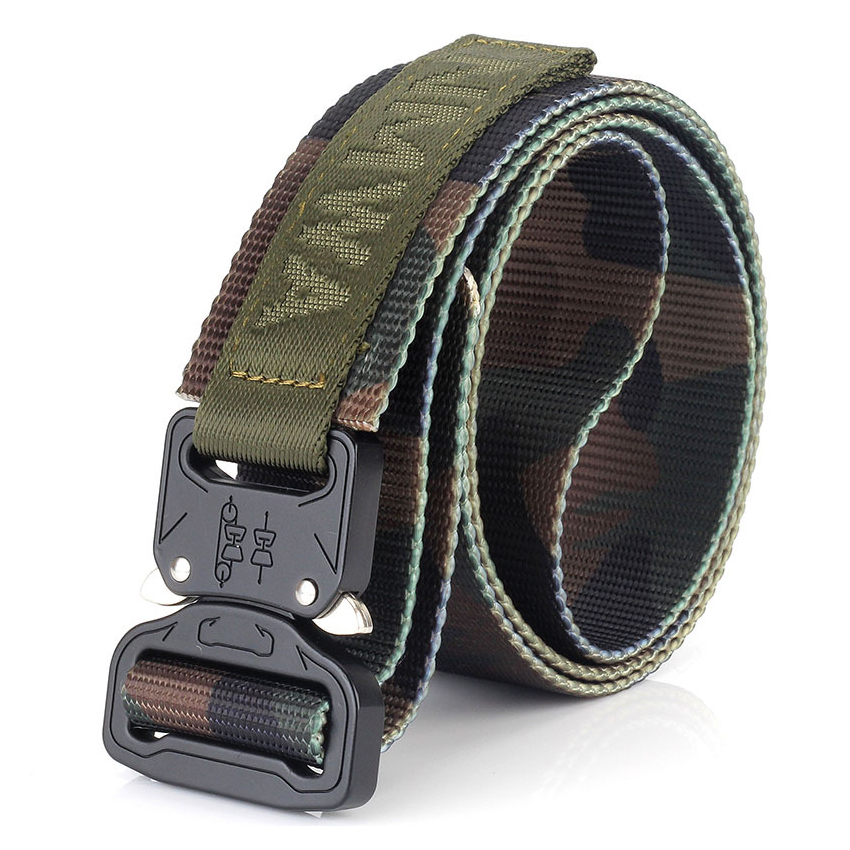 14 Type Canvas Military Belt Men Elastic Tactical Belts For Jeans Pants Long Nylon Strap Metal Buckle Release Fast Hunting Gift