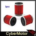 3x масляный фильтр для Yamaha yz-390 XT YFZ мбр 250 450 TE SM ес 125 yz-390 XT YFZ кабальеро
