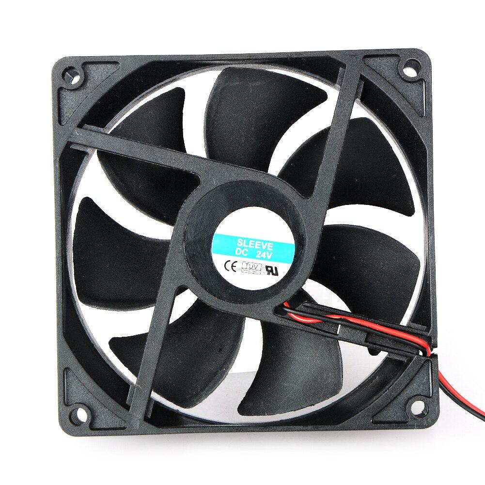 90*90*25mm 9025 2 Pin Cooling Fan 24V  Double Ball  Inverter Welding Machine Cooling Cooler Fan Drop Shipping