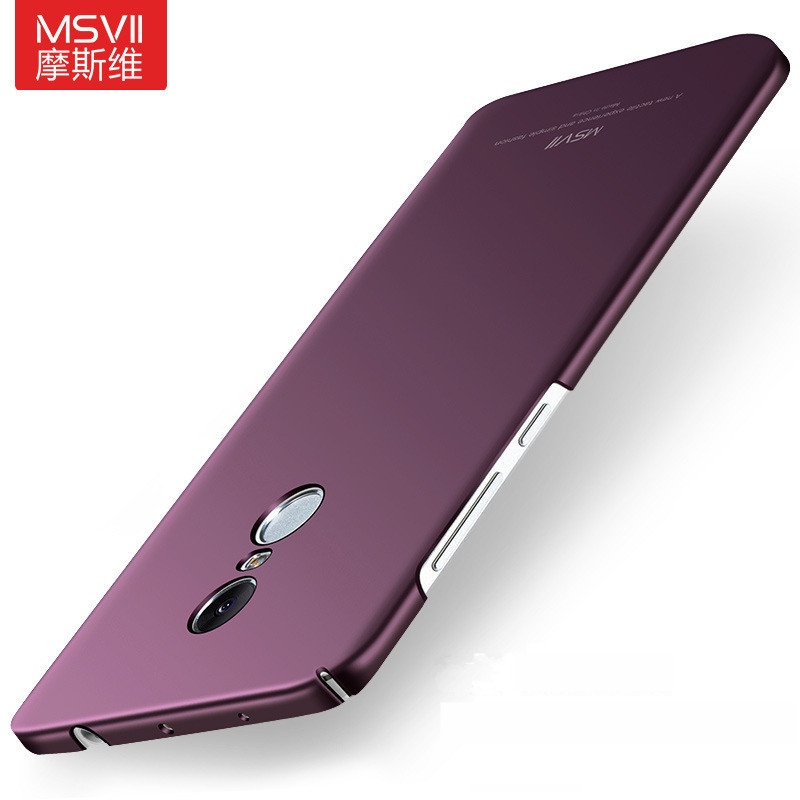 MSVII Luxury-Case Hard-Back-Cover Pro-Prime-Case Xiaomi Redmi Note-4x4 for Xiomi Ultra-Thin