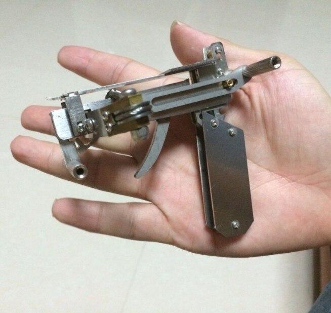 Hand Pistol Gun Shooting Toy Model toy guns Army Pistols Air Enlighten Building Block Set - Jack M's store