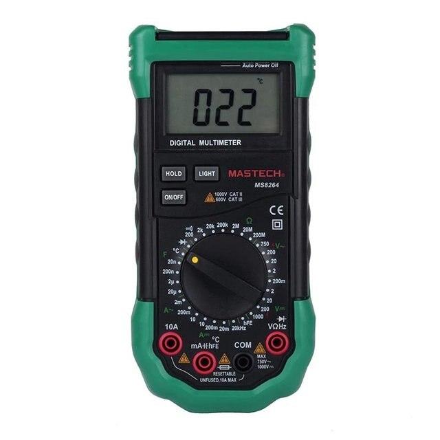Mastech ms8264 ms8265 ms8268 ms8269 digital multimeter lcr meter.