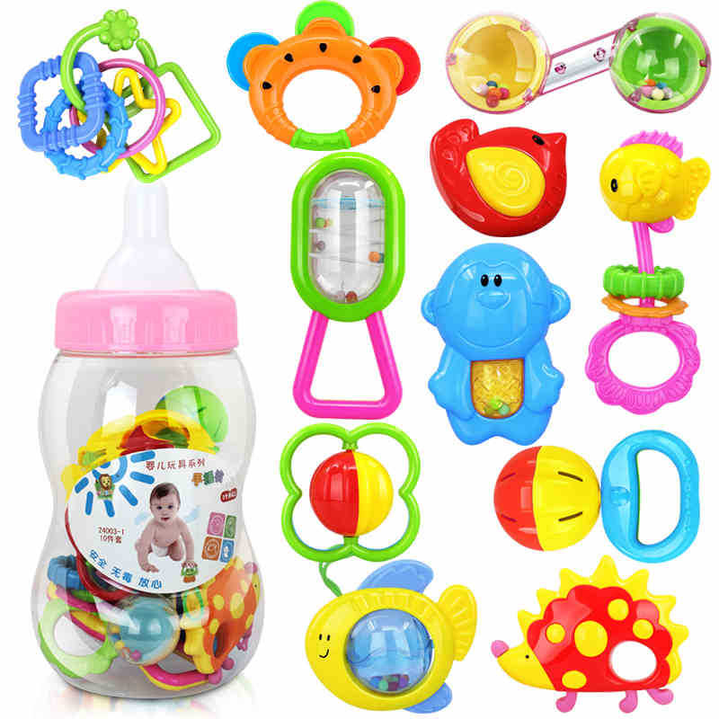 Learning Toys For 3 Month Old Babies - ToyWalls