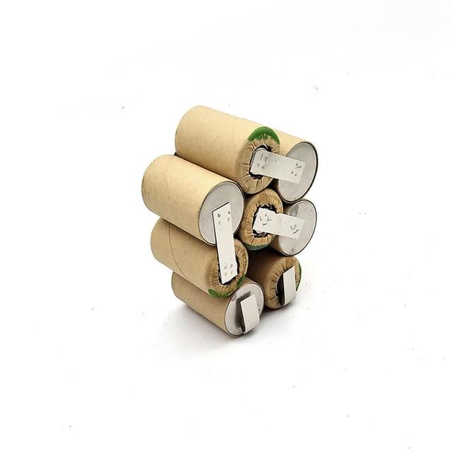 4/5SC 3000mAh for Black Decker 9.6V Ni MH Battery pack CD HP9096 5101866-00 for self-installation