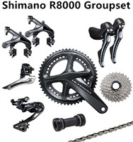 original SHIMANO R8000 bicycle Road bike groupset cycling derailleur 11s cycling bike groupset ultegra 6800 free ship
