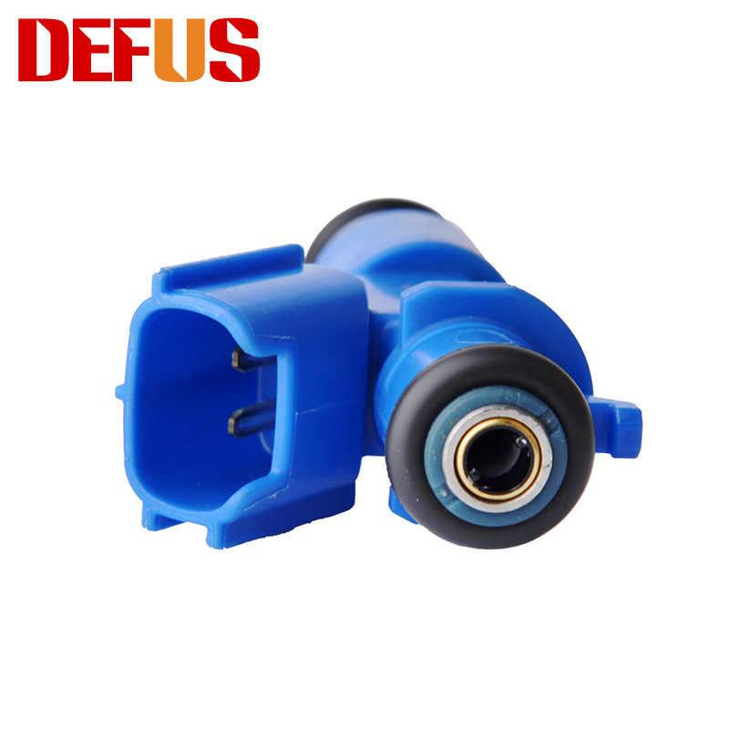 4 Топливная форсунка 80lb 850CC Топливная форсунка для Civic Acura RDX INTEGRA RSX K20 K24 B16 B18 16450-RWC-A01 бензиновый двигатель инжектор