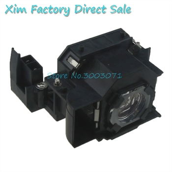 High Quality ELPLP36 / V13H010L36 Projector Replacement Lamp WITH HOUSING for EPSON EMP-S4 / EMP-S42 / PowerLite S4 projector lamp elplp25h v13h010l2h housing for epson emp tw10 powerlite home 10
