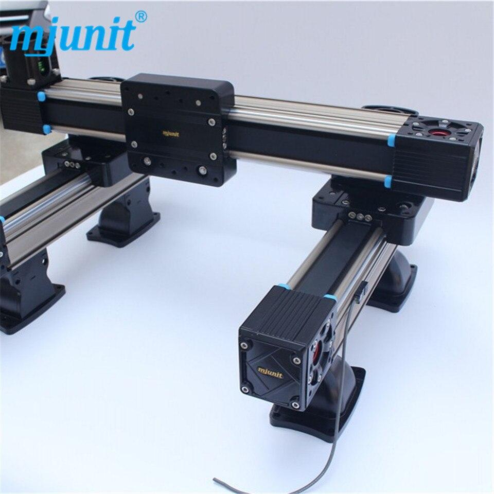 Linear Shaft Support Rail Aluminum Alloy Linear Motion Guide Rail High Precision Linear Guideway