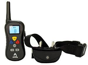 Bark Control Pro <font><b>Remote</b></font> <font><b>Dog</b></font> <font><b>Training</b></font> <font><b>Collar</b></font> - Easy to Use - Made for Small and Large Breed Vibration/Shock E-<font><b>Collar</b></font>