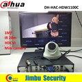 "DAHUA HDCVI HAC-HDW1100C DOME mini Câmera 1/2. 9 ""1 Megapixel CMOS 720 P lens6mm IR 20 M IP66 câmera de segurança HDW1100C"