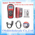2017 DHL Free Shipping MD 801 Scanner Highly Function MD801 code reader Autel MD801 maxidiag MD-801 scan tool MD 801 scanner