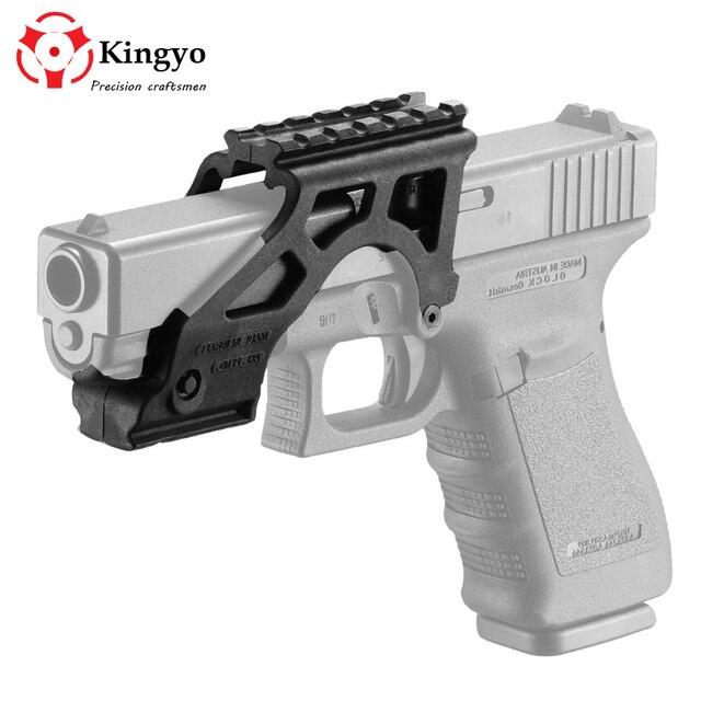 Aliexpress.com: Comprar Tactical Laser linterna MAKO Rail PRO GIS ...