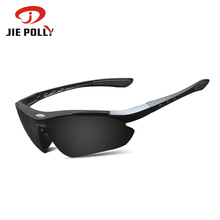 Cycling Sunglasses UV400 Out Door Sports MTB Riding Bike Bicycle Goggles With Myopia Frame For Men Women Alduts