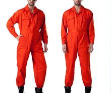Werken Overall Uniform/Algehele Uniform Voor Productionworker Comfortabele Katoen Arbeid Uniformen Werkkleding Reparateur Auto Reparatie