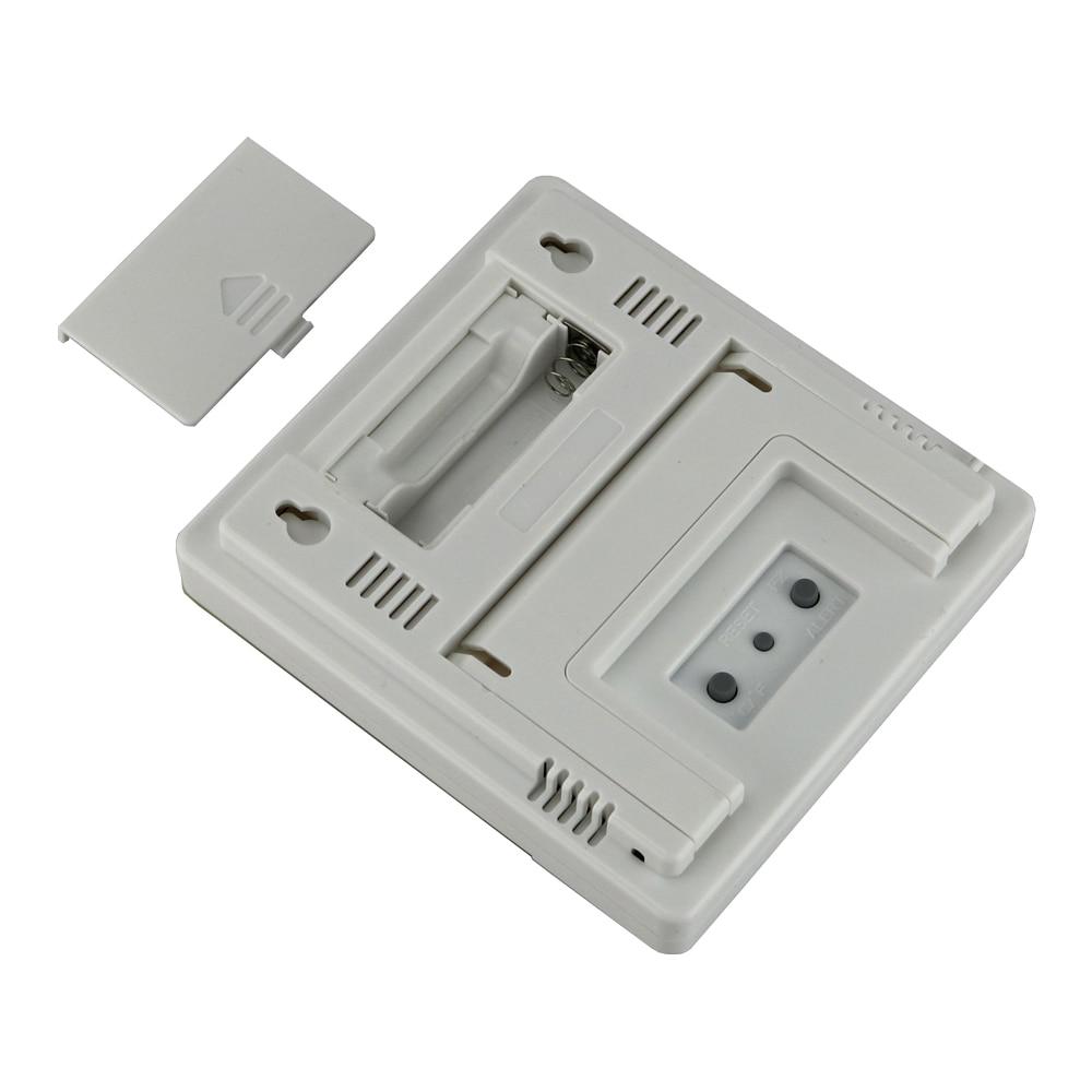 LCD Cyfrowy higrometr Termometr Wilgotność Miernik temperatury - Przyrządy pomiarowe - Zdjęcie 5
