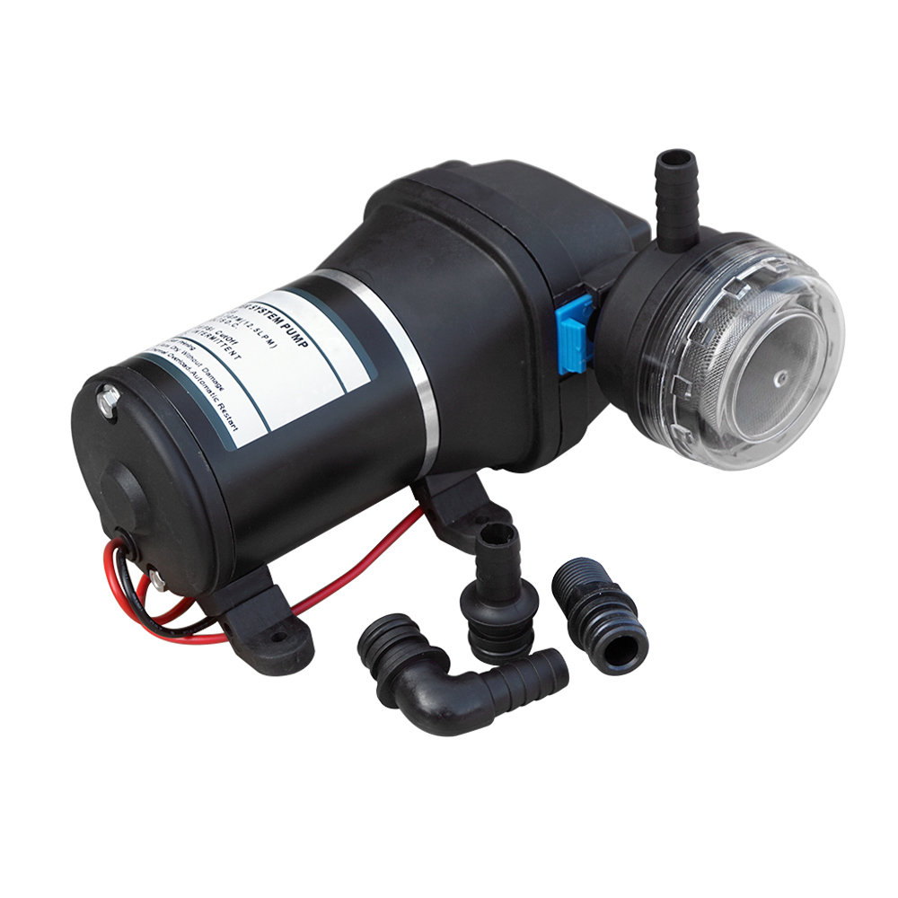 Караван воды Давление насос 12 В 12,5 л/мин 35 фунтов/кв. дюйм качество инженерных FL35