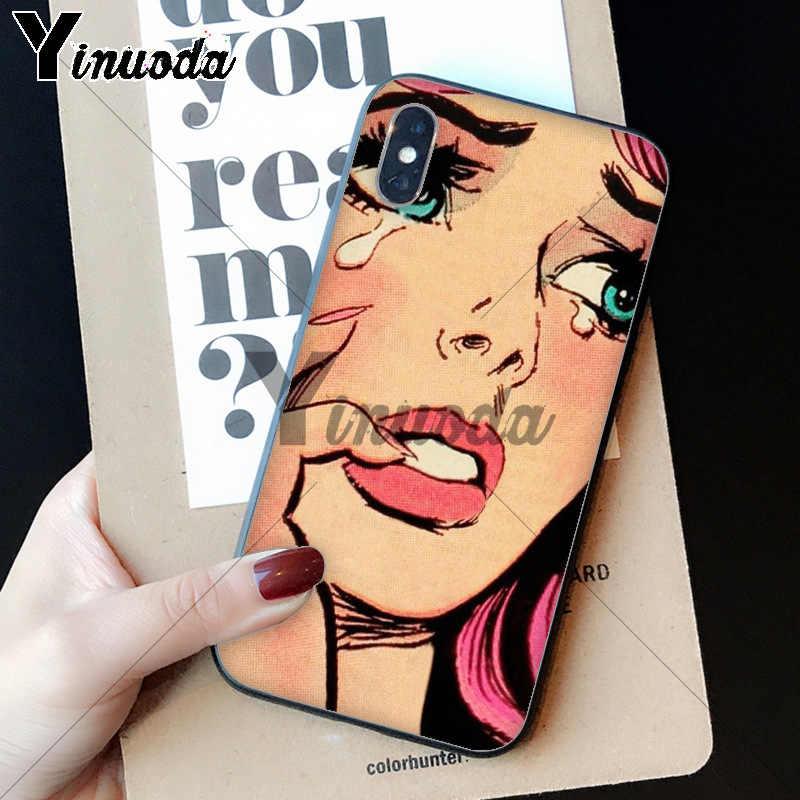 coque iphone 8 pop art