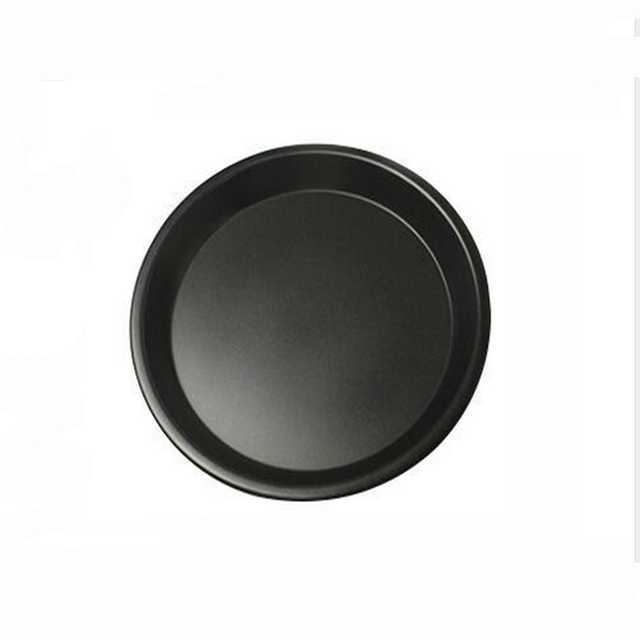 6 8 9 10 12 Inch Pizza Plate Baking Tools Tray