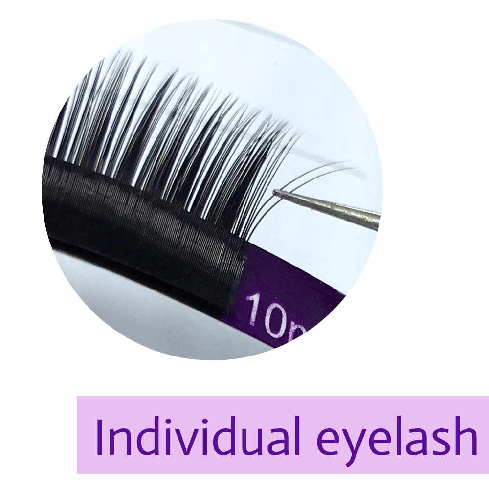 6d95a4f0252 ... NAGARAKU 50 case/lots eyelash extensions for grafting natural long  eyelashes with high quality of ...