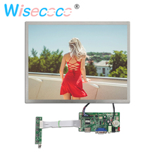 TFT LCD Screen Panel 15 inch M150GNN2 R1 R2 R3 1024*768 with HDMI VGA controller driver board цены
