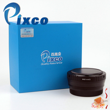 Ahorre $2!! Traje Anillo Adaptador para M42 Lente Focal Reductor de Velocidad de Refuerzo lente para Micro 4/3 GX7 GF6 GH3 OM-D E-M1 E-P5 E-PL5