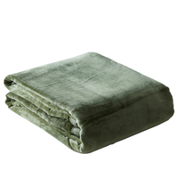 The new luxurious pure color adult soft plush wool blanket.Folding and machine washing.Easy to carry Necessary blanket for home