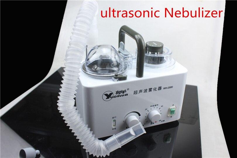 medical ultrasonic Nebulizer Adult Allergy Relief Atomizer Respiratory Medicine Inhaler Aerosol Atomization Medication Therapy airborne pollen allergy