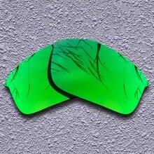 Изумрудно-зеленые поляризованные Сменные линзы для солнцезащитных очков