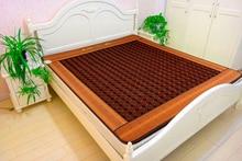 Free Shipping! Natural Tourmaline Cushion Jade Heat Mat Physical Therapy Health Care Mat Yoga Pad Heat AC220 Free Shipping