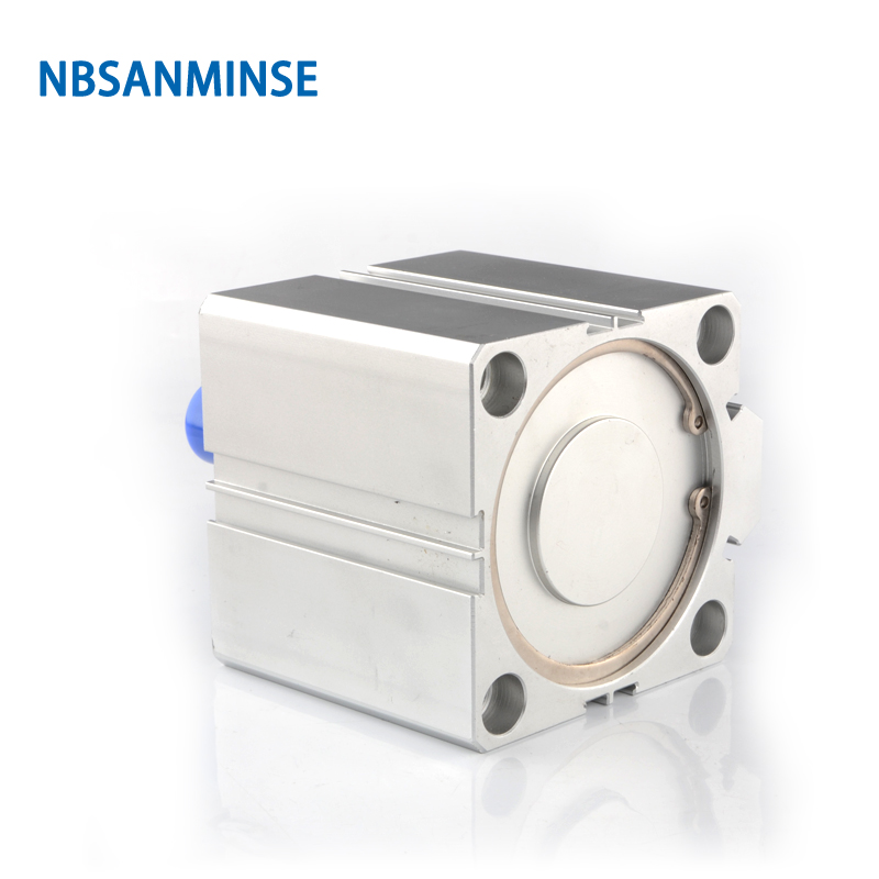 NBSANMINSE Cylinder Pneumatic Parts Durability SDA Series With Magnet 20mm Bore Size Compact Cylinder AirTAC Type Double Acting in Pneumatic Parts from Home Improvement