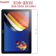 For Huawei S10-231U S10-101U 10 Lin 10 inch New functional type Anti-fall, impact resistance, nano 9H screen protection film