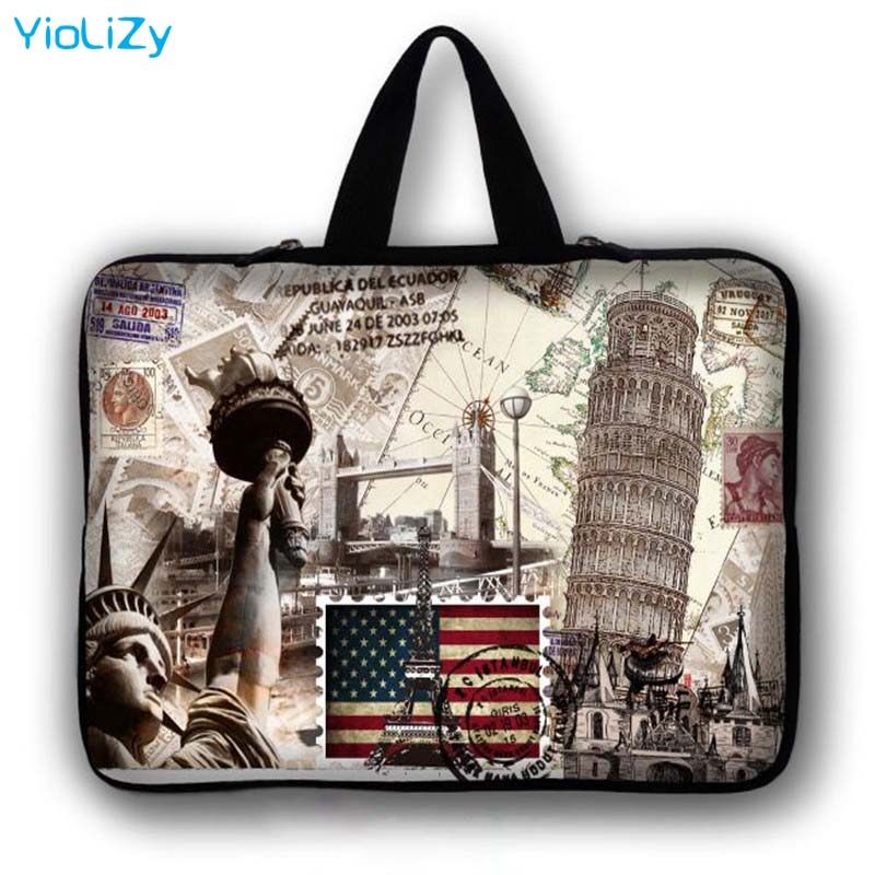 12 3 13 3 14 4 15 6 17 3 Laptop Bag 13 14 15 17 Notebook sleeve 7 9 tablet case 10 1 computer bag for cover acer aspire LB hot7 in Laptop Bags Cases from Computer Office