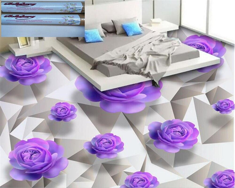 aliexpress : beibehang 3d bodenbelag erweiterte design tapeten, Badezimmer ideen