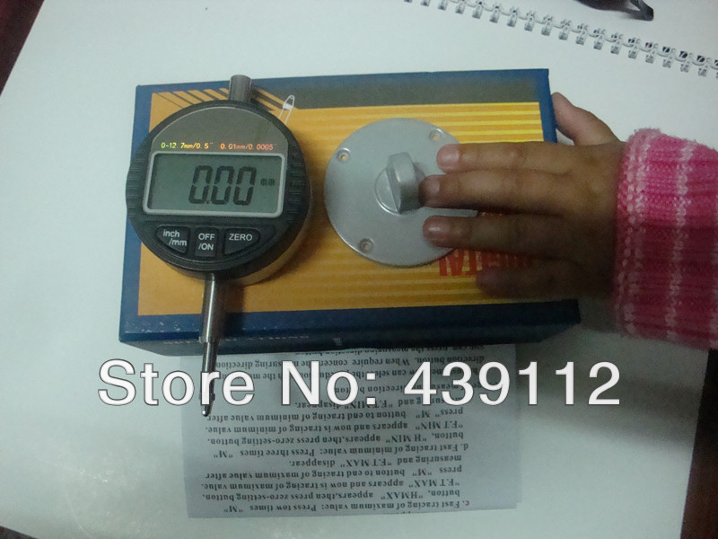 Freeshipping New 0.01/.0005 Digital indicator Range 12.7mm/0.5