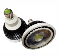 Dimmable COB Led Bulb Par30 15W E27 Cob Led Bulb LED Spot Lamp Light Warm