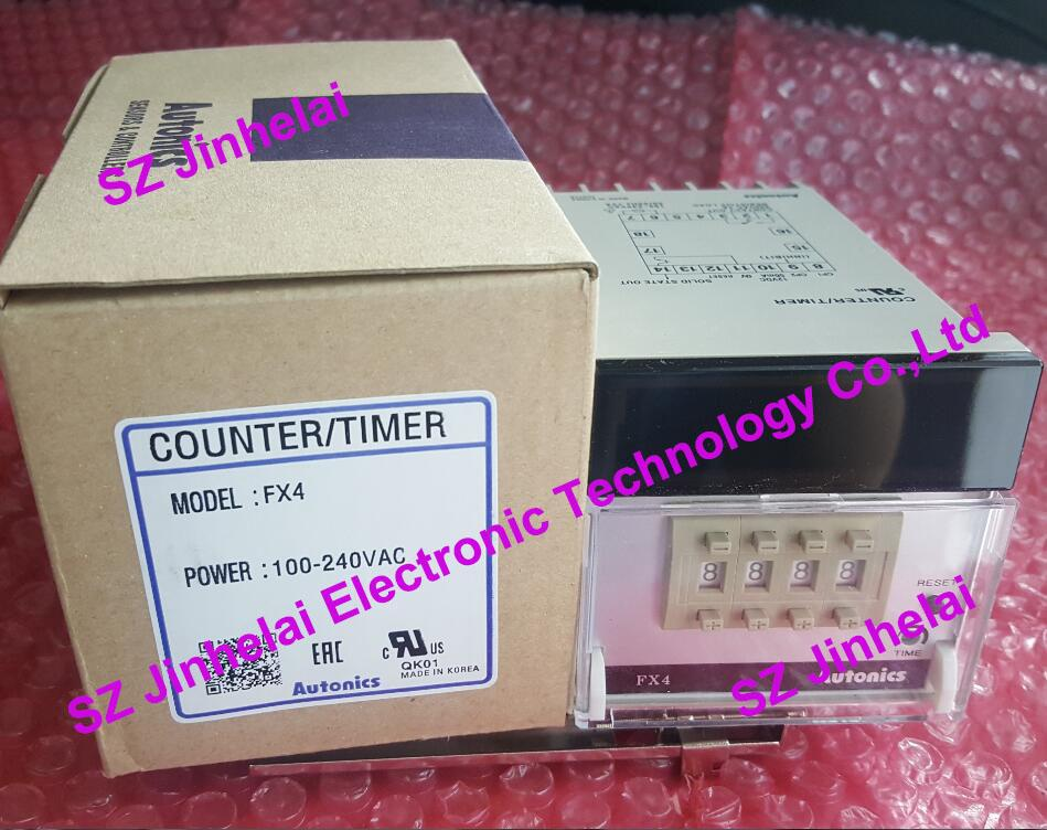 100% New and original FX4  AUTONICS  Count relay,Counter design,counter display